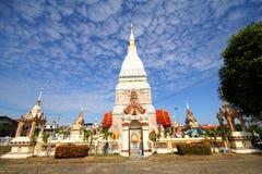 Phra che renu, Nakhon Phanom Fotografie Stock