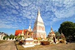 Phra che renu, Nakhon Phanom Fotografie Stock Libere da Diritti