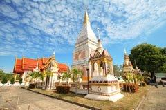 Phra che renu, Nakhon Phanom Immagine Stock Libera da Diritti