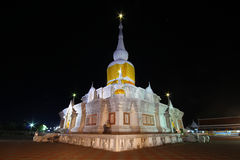 Phra che tempio di Nadoon, Maha Sarakham Thailand Immagini Stock Libere da Diritti