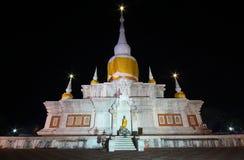 Phra che tempio di Nadoon, Maha Sarakham Thailand Fotografie Stock