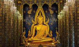 phra chinnarat Будды Стоковые Изображения