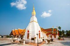 Phra Choeng密友, Sakornnakorn泰国 免版税图库摄影