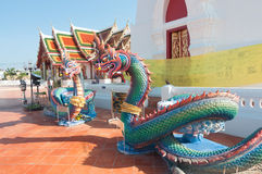 Phra That Choeng Chum Stock Photos