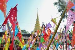 Phra das Chae Haeng, Nan, Thailand 3 Lizenzfreie Stockfotografie
