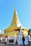 Phra das Chae Haeng, Nan, Thailand 4 Lizenzfreie Stockfotos