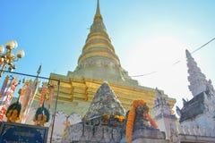 Phra das Chae Haeng, Nan, Thailand 8 Lizenzfreie Stockfotos