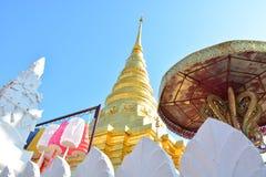 Phra das Chae Haeng, Nan, Thailand 2 Lizenzfreie Stockfotografie