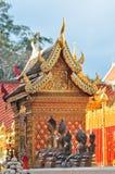 Phra das Doi Suthep, Chiang Mai, Thailand Lizenzfreie Stockbilder