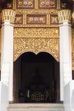 Wat Phra dieser Chao Lan-Zapfen Lizenzfreie Stockfotografie