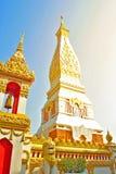 Phra das Phanom Stockbild