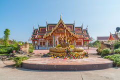 Phra den Choeng kamrat arkivbilder