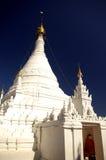 Phra den Doi Kong Mu tempel Arkivbild