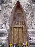 Phra den Inghang stupa laos Royaltyfri Fotografi