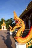 Phra den Nong Waeng tempel Fotografering för Bildbyråer