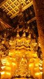 Phra Dhatu Chom läderrem. Arkivfoton