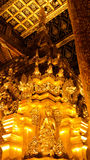 Phra Dhatu Chom Thong. Wat Phra Dhatu Sri Chom Thong, Lanna Art, Travel, Buddhist temple, Chom Thong, Chiang Mai Stock Photos