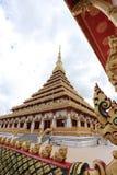 Phra die Nong Waeng in de provincie van Khon Kaen Royalty-vrije Stock Foto