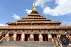 Phra die Nong Waeng in de provincie van Khon Kaen Royalty-vrije Stock Afbeeldingen