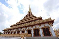Phra die Nong Waeng in de provincie van Khon Kaen Stock Foto