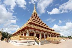 Phra die Nong Waeng in de provincie van Khon Kaen Stock Fotografie