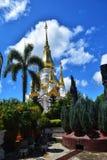 Phra die Wat Suwannakhuha Ubon Ratchathani Thailand royalty-vrije stock foto's