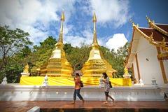 Phra dieses Doi Tung lizenzfreies stockbild