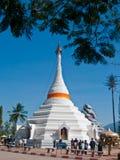 Phra That Doi Kong Mu (Buddha's relics) Royalty Free Stock Images