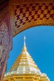 Phra That Doi Suthep Stock Image