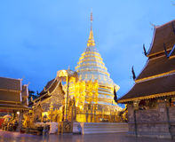 Phra That Doi Suthep Royalty Free Stock Images
