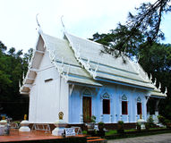 Phra That Doi Tung temple Stock Photography