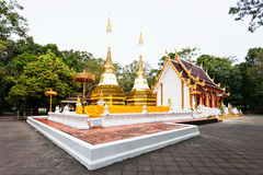 Phra That Doi Tung Stock Photos