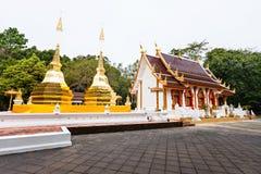 Phra That Doi Tung Royalty Free Stock Photos