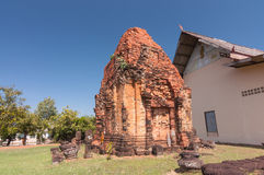 Phra That Dum,Sakon Nakhon,Thailand Stock Photo