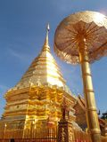 Phra ese Doi Suthep fotos de archivo