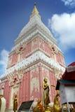 Phra ese templo de Renu Nakhon Foto de archivo