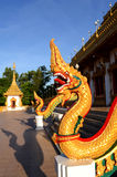 Phra esse templo de Nong Waeng Imagem de Stock