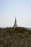 PHRA-het HISTORISCHE PARK van Na KHON KHI RI (Khao Wang), Amphoe Muang Royalty-vrije Stock Foto's