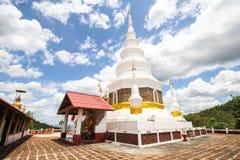 Phra Jedi Sriwichai Jom Kiri寺庙,南奔泰国 库存照片