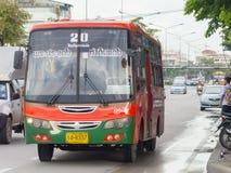20 Phra Jun Fort - BullerDaeng pir Royaltyfri Foto