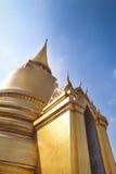 Phra Kaeo, tempel av Emerald Buddha, Bangkok Thailand Arkivbilder