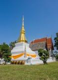 Phra That Kham Kaen in Khon Kaen province Stock Photos