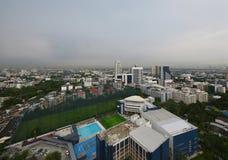 Phra Khanong, Sukhumvit-Straße in Khlong Toei, Bangkok-Stadt, Thail Stockfoto