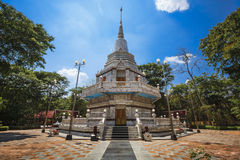 Phra That Khao Din Temple Royalty Free Stock Photo
