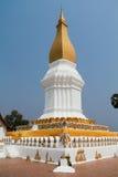 Phra Który Bong Sri Kod Tha, Laos Obraz Stock