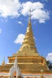Phra Który Chae Haeng, Nan prowincja, Tajlandia Zdjęcia Stock