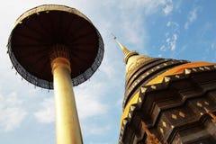 Phra that lampang luang Royalty Free Stock Photos