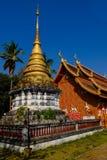 Phra那Lampang Luang 库存照片