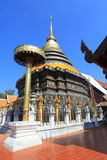 Phra That Lampang Luang, Thailand Royalty Free Stock Image