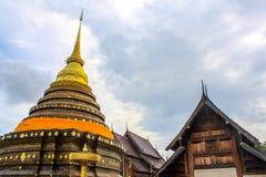 Phra That Lampang Stock Photos